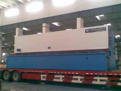 9米大型剪板机