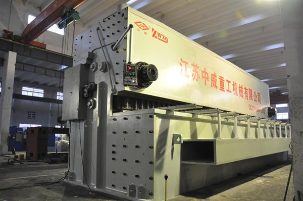 12.5米特大型数控闸式剪板机