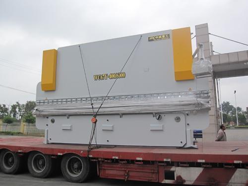 WC67Y-400/6000数显折弯机