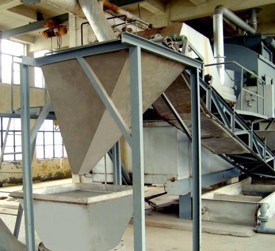 硅酸铅生产线